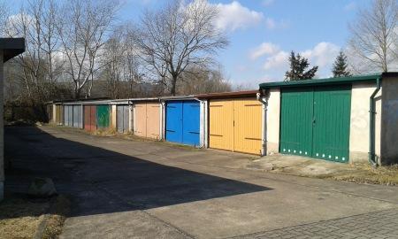 Garagentore, Rostock Gehlsdorf