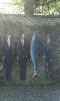 Surrealismus am Haus der Wirtschaft, Lindau