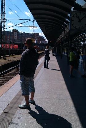 railway station Rostock