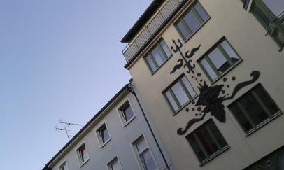 Rostock, Friedrichstrasse