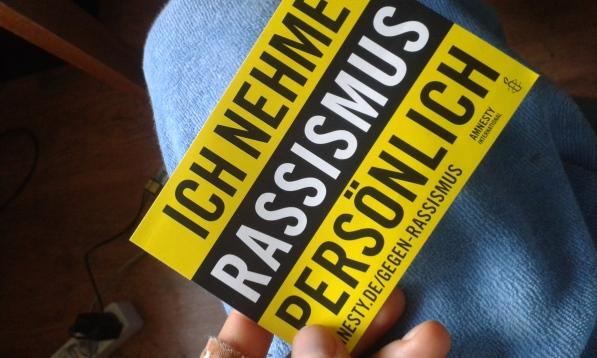 Amnesty International Sticker