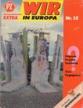 aufgebrochener Mauerturm 1991