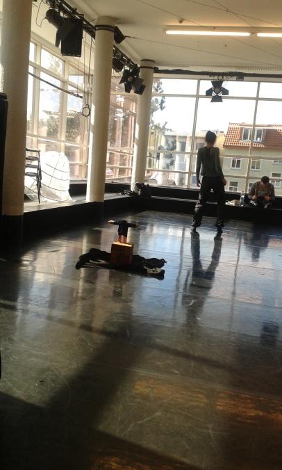 """""""have a look 4"""" _ Choreographieauszug von Hung-Wen Mischnick, Tanzcompagnie Volkstheater Rostock"""