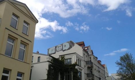Rostock, nahe Kröpeliner Tor
