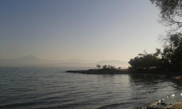 Chalkida, Griechenland