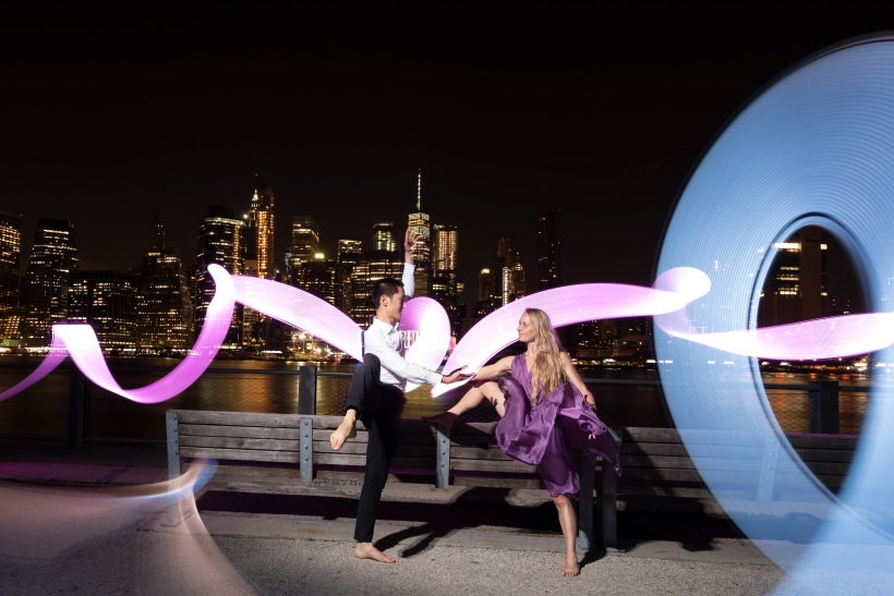 NYC Dance and Light Project